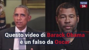 Questo video di Barack Obama è un falso da Oscar