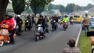 Vespa World Days, il raduno di un Mito