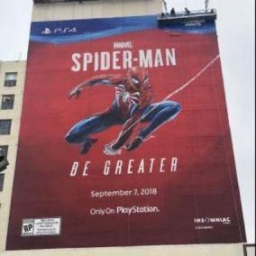 Los Angeles: Spider-Man apre le danze dell E3 2018 con un murales