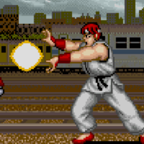 L origine del mito di Street Fighter