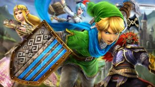 La guerra totale di Hyrule Warriors sbarca su Nintendo Switch