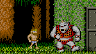 Ghosts'n Goblins: un re in mutande