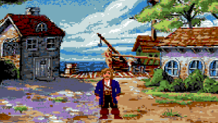 Monkey Island 2 - Come barare in una gara di sputi