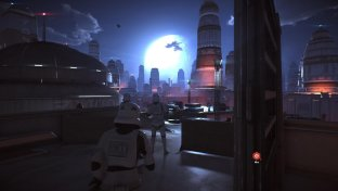 La splendida grafica di Star Wars Battlefront II