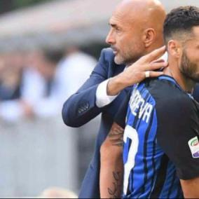 Inter, Spalletti cambia: Candreva trequartista