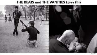 The Beats and The Vanities  in esposizione all Armani/Silos