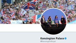 Royal wedding, il day after? Meghan entra di diritto nell account Twitter di Kensington Palace