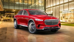 Mercedes-Maybach Ultimate Luxury, l'ammiraglia del futuro