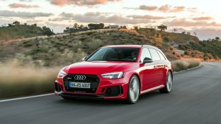 Audi RS4 Avant, la station wagon massima