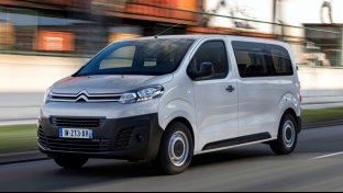 Citroen Jumpy Atlante, accomodatevi!