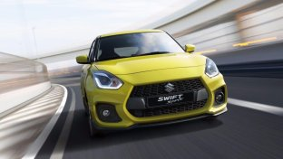 "Suzuki Swift Sport, la compatta ""hot"""