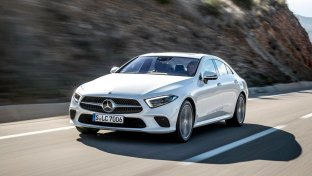 Mercedes CLS 350d, lo stile si fa leader