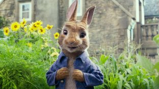 Peter Rabbit  al cinema con la voce di Savino