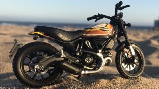 Due nuove Scrambler Ducati a Wheels and Waves