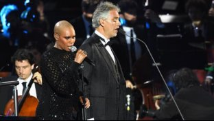 Bocelli and Zanetti Night , su Canale 5 una serata tra stelle