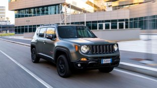 Jeep Renegade MY 2018