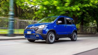 Fiat Panda City Cross e Panda 4x4