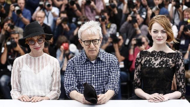 Festival Cannes 2015: applausi per il thriller ricco di ironia di Woody Allen
