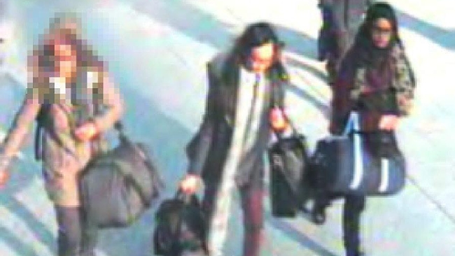 Isis, spunta video fuga ragazze Gb