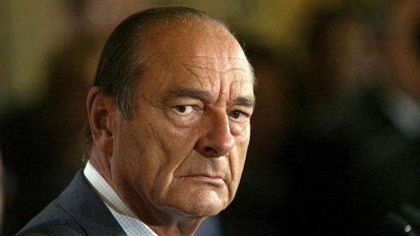 Francia, è morto l'ex presidente Jacques Chirac