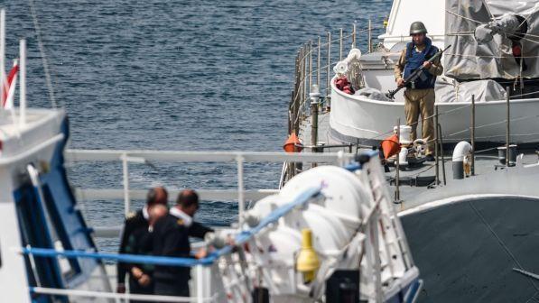 La Grecia in Italia : Turchia e Grecia, tensione alle stelle: scontro nel  mar Egeo fra pattuglie guardiacoste