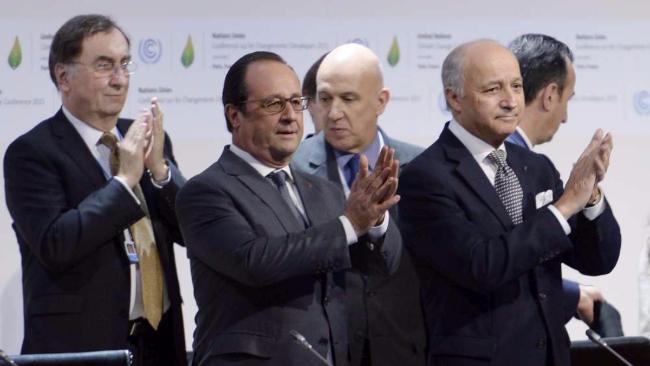 A Parigi un accordo storico sul clima Obama:
