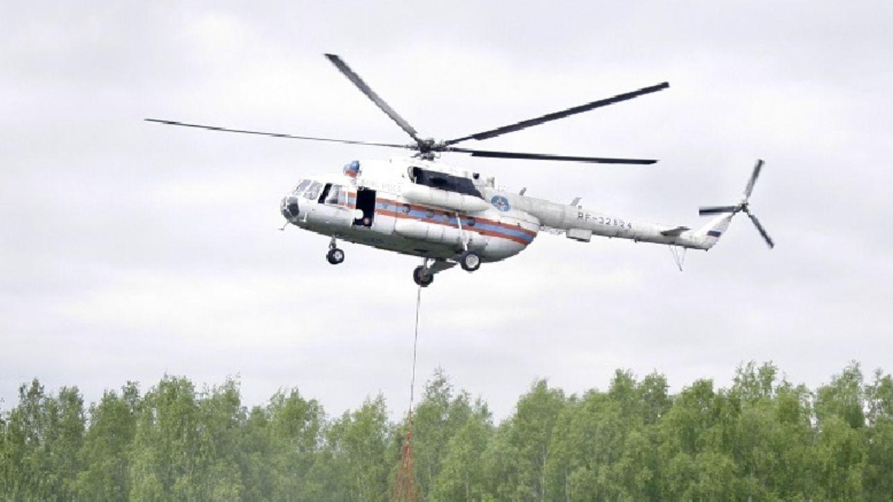 Elicottero 007 : Elicottero russo si schianta in siberia: tutti morti i 18 a bordo