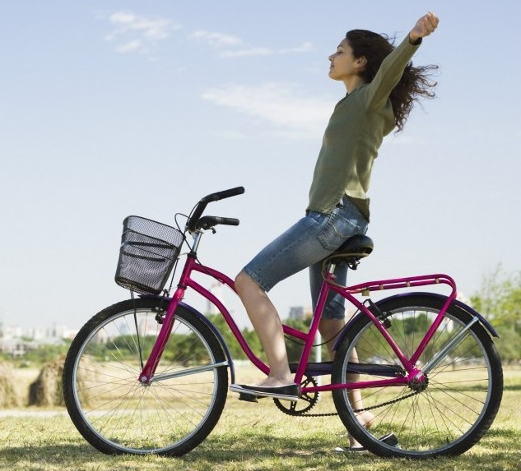 The benefits of cycling every day