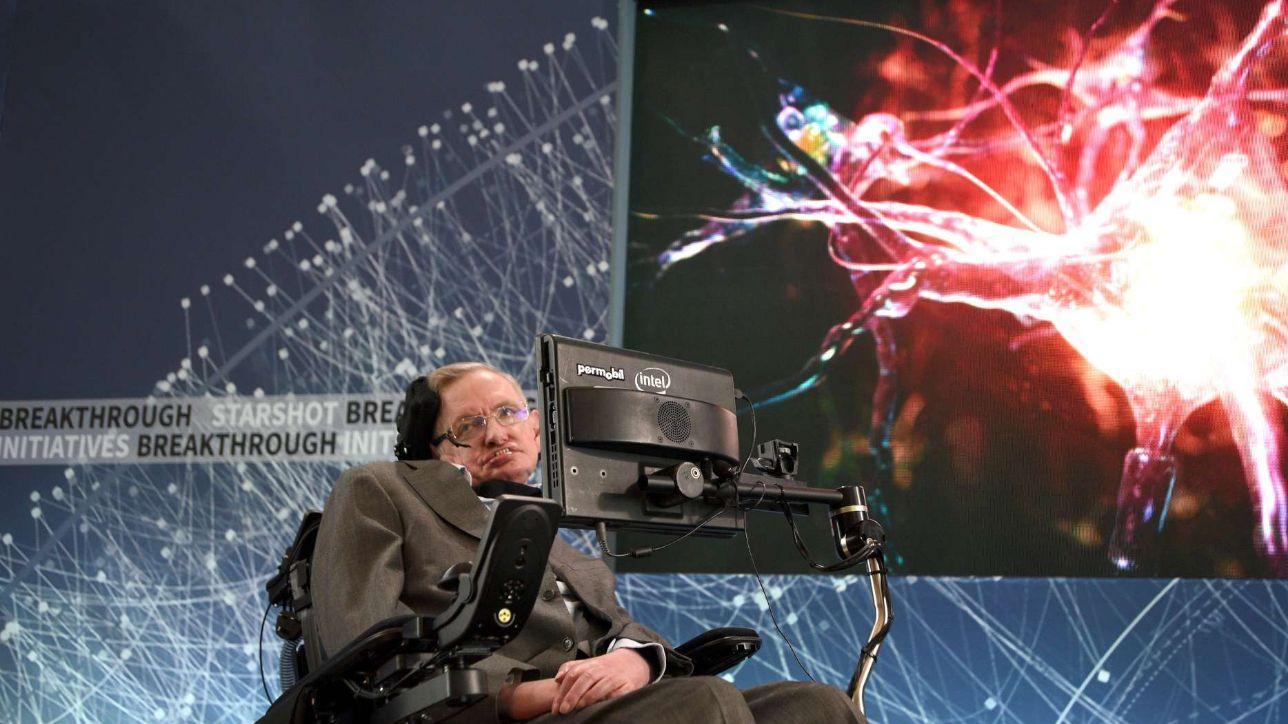 Hawking, le frasi celebri: