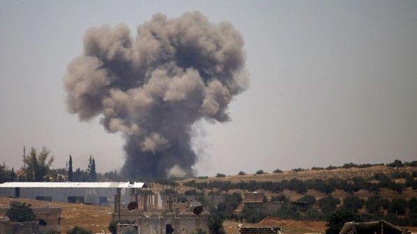 """Russia, l'aereo scomparso """"abbattuto per errore dalla Siria"""" durante un attacco israeliano"""