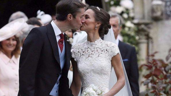 Matrimonio Di Pippa : Nozze di pippa meghan arriva in sordina federer gioca a ping