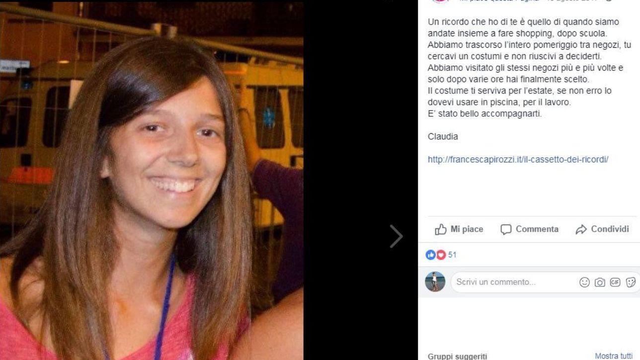 La figlia muore a 24 anni per un tumore: il padre trasforma la sua
