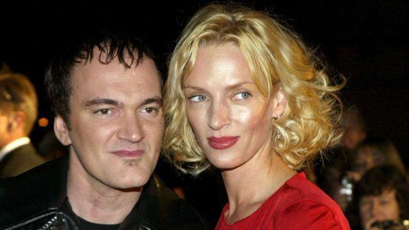Tarantino Lincidente A Uma Thurman Uno Dei Miei Errori