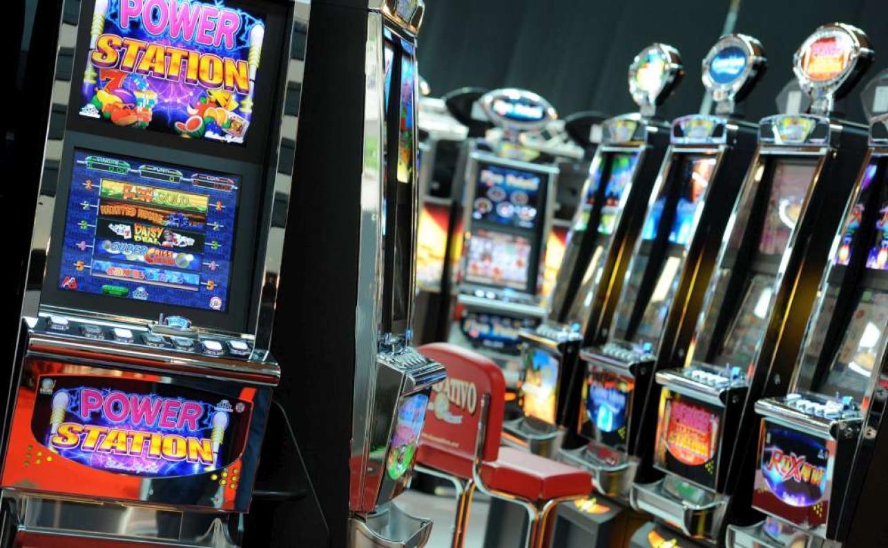 Slot machine ludopatia
