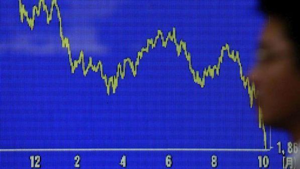 600611ac5e Dopo Wall Street crolla anche Tokyo, Nikkei -3,89% | Profondo rosso ...