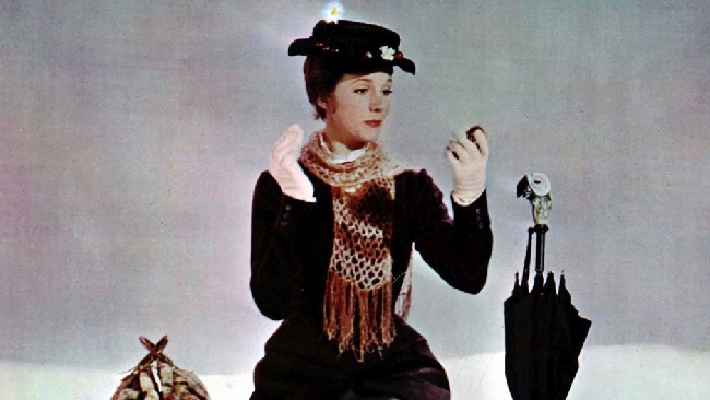 Julie Andrews, l'indimenticata Mary Poppins compie 80 anni