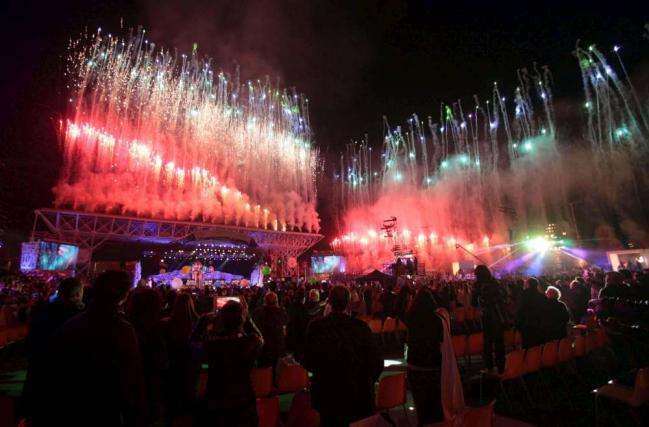 Expo, la festa per la giornata conclusiva Mattarella: