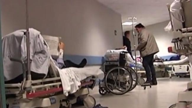 Roma, niente letti in ospedale: è caos