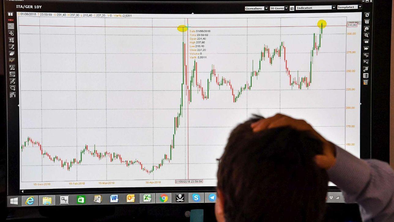 617d054c8e Lo spread Btp-Bund torna a quota 270 in attesa delle pagelle di S&P  sull'Italia - Tgcom24