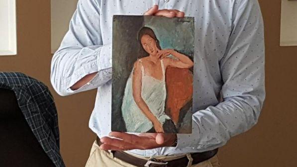 Bozzetto venduto per poche lire riconosciuto come un Modigliani: ora vale una fortuna