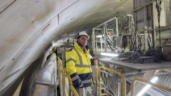 Tav: via a bandi lavori, tratto nazionale finanziato al 50% dall'Ue