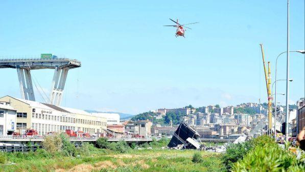 """Ponte Genova, il ministero: """"Dobbiamo farci bastare 1,2 miliardi"""""""
