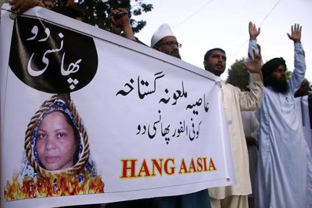 06:51 | Pakistan, famiglia Asia Bibi: se assolta dovrà lasciare il Paese