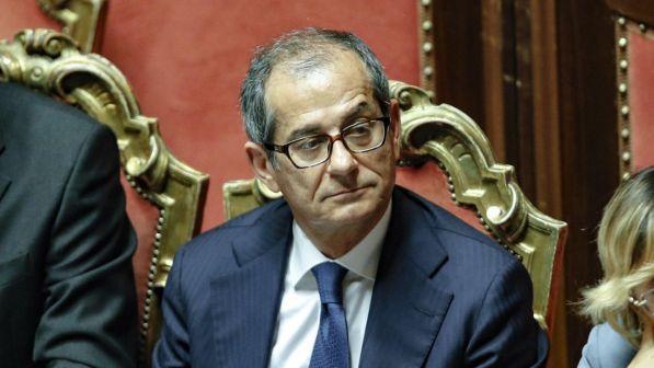 """Rating Italia, Tria: """"Convinceremo Fitch con azioni di governo"""""""
