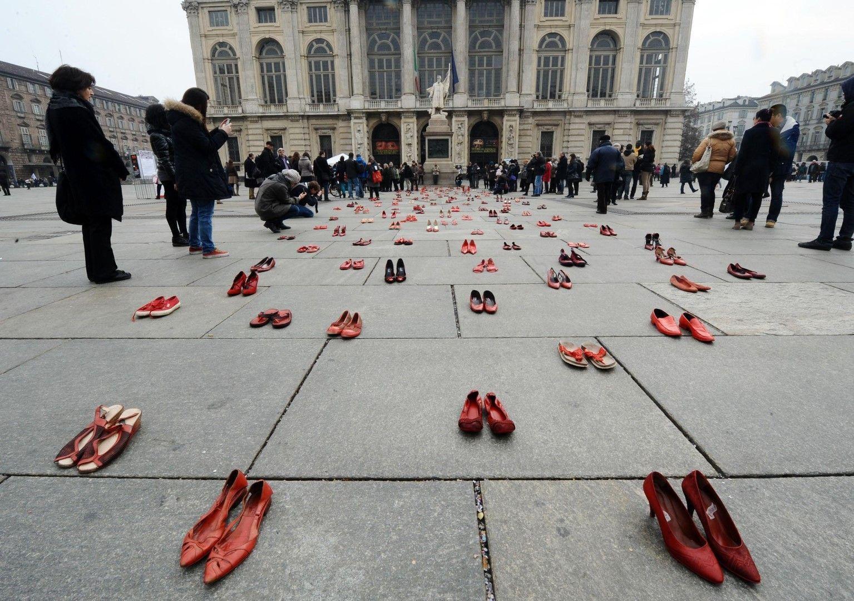 25 novembre  una Giornata per eliminare la violenza contro le donne ... 0945542ef78