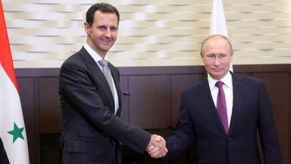 Guerra in Siria, Putin chiede un compenso di 3 miliardi di dollari: presi d'assalto i beni della famiglia Assad