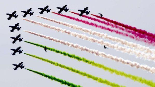 Aeronautica Presto Le Donne Piloteranno Anche Le Frecce Tricolori