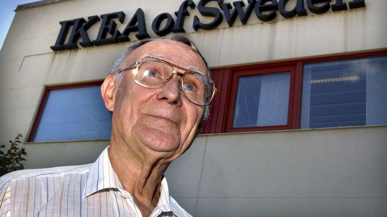 Svezia morto il fondatore di ikea ingvar kamprad aveva 91 anni tgcom24 - Ikea genova uscita autostrada ...