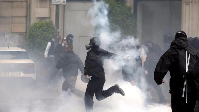 No Expo, Atene nega estradizione