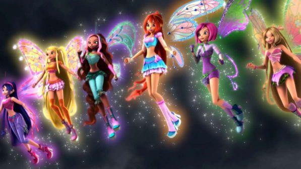 Winx club cartoni animati winx